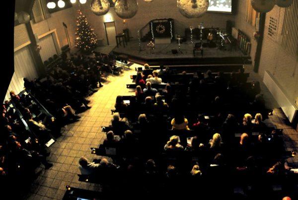 Kerstnachtdienst CGK Dokkum